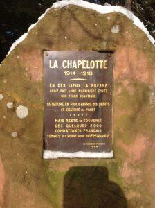 La Chapelotte